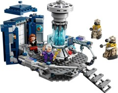 Ideas Doctor Who available now