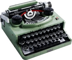 21327 Typewriter announced!