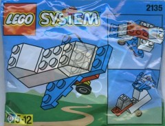 Lego 2135 Aeroplane