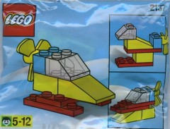 Lego 2137 Swamp Boat