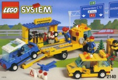 Lego 2140 Roadside Recovery Van and Tow Truck