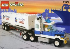 Lego 2149 Color Line Container Lorry