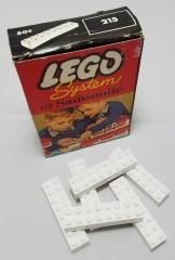 Lego 215 2 X 8 Bricks