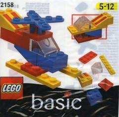 Лего 2158