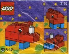 Lego 2165 Rhinocerous