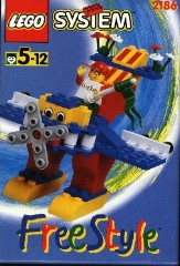 Lego 2186 Freestyle Set