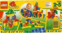 Lego 2224 Duplo Tub