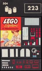 Lego 223 1 x 1 Round Bricks