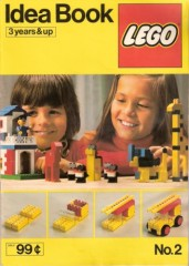 Lego 225 Building Ideas Book No. 2