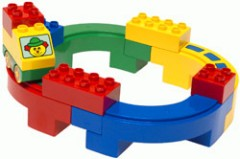 Lego 2284 Clown Go Round