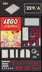 Lego 229_A 6 x 8 Plates