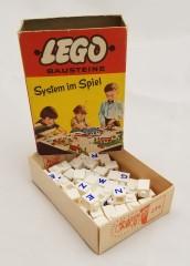 Lego 234 Letter Bricks