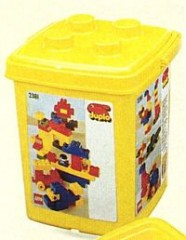 Lego 2381 Bucket of Bricks
