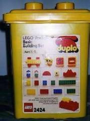 Lego 2424 Duplo Bucket