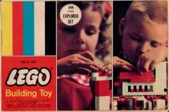 Lego 244 Explorer Set