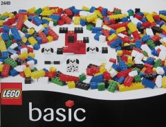 Lego 2449 Basic Building Set, 3+