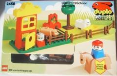 Lego 2458 Barnyard