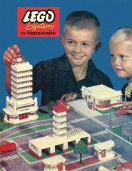 Lego 246 LEGO Town Plan Board