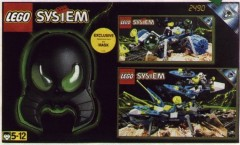 Lego 2490 Insectoids Combined Set