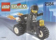 Lego 2584 Biker Bob