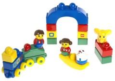 Lego 2591 Happy Explorers Stack