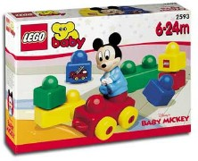 Lego 2593 Baby Mickey