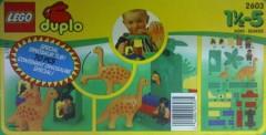 Lego 2603 Dinosaur Tub