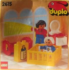 Lego 2615 Nursey