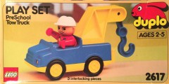 Lego 2617 Tow Truck