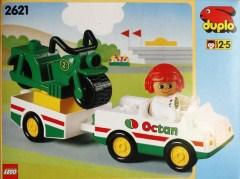 Lego 2621 Octan Motorbike Transporter