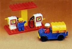 Lego 2639 Petrol Station