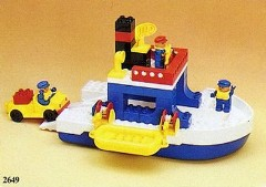 Lego 2649 Sea Explorer
