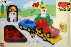 Lego 2671 Grand Prix Racing Team