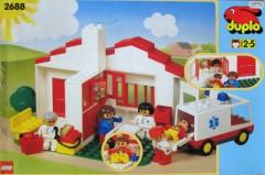Lego 2688 Health Center