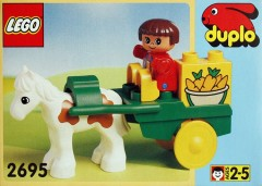 Lego 2695 Pony Carriage