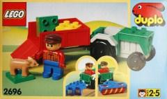 Lego 2696 Farm Tractor