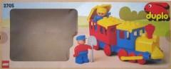 Lego 2705 Passenger Train