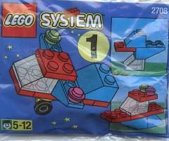 Lego 2708 Aircraft