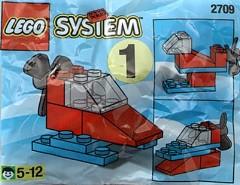 Lego 2709 Snowmobile