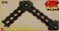 Lego 2714 Train Crossings