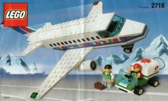 Lego 2718 Aircraft and Ground Crew