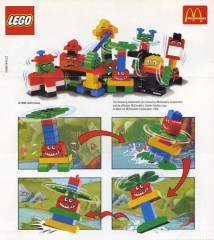 Lego 2719 Heli-Monster
