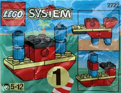 Lego 2722 Ship