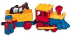 Lego 2731 Push-Along Play Train