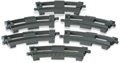 Lego 2735 Curved Track (Curved Rails)