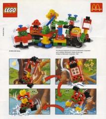 Lego 2742 Loudspeaker