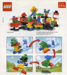 Лего 2744