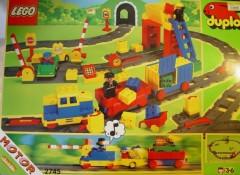 Lego 2745 Deluxe Electric Train Set