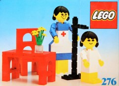 Lego 276 Nurse and Child