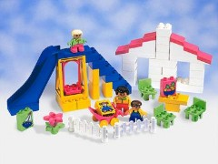 Lego 2763 Playground Bucket